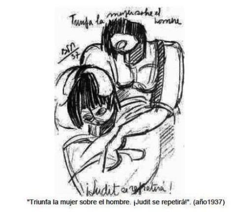 Sobre psicografias de Parravicini relacionadas al Feminismo Ngvi3r