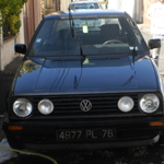 Golf2, Jetta2 Nlakoz