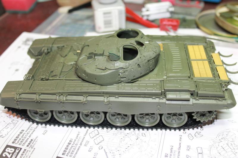 Т-90 с ТБС-86 (Менг 1/35) Nmddo4