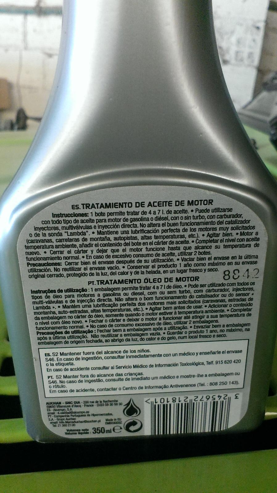 Limpieza del motor facil y nuevo aceite ( recomendado para niva 1600/1700) Nvo9hd