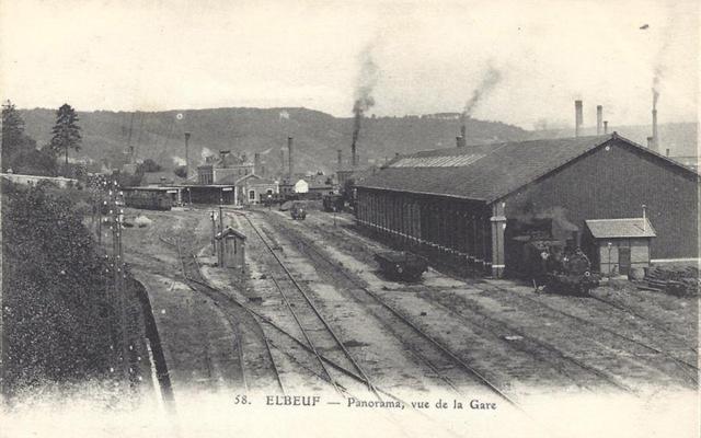 N - Gare d'Elbeuf ville (76) Nwjzvb