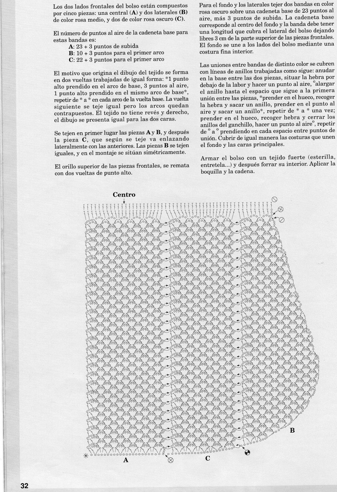 patrones - patrones de bolsos O51air