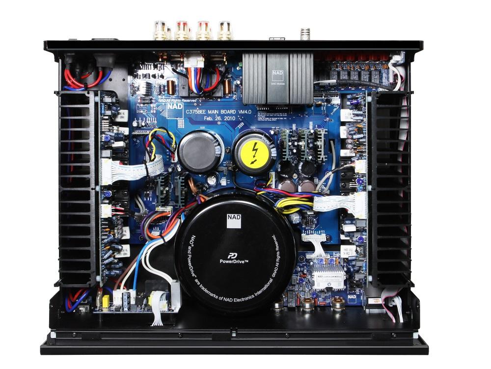 ¿QUÉ AMPLIFICADORES STÉREO HAY CON ENTRADA USB Y DAC INCORPORADO? O8xw83