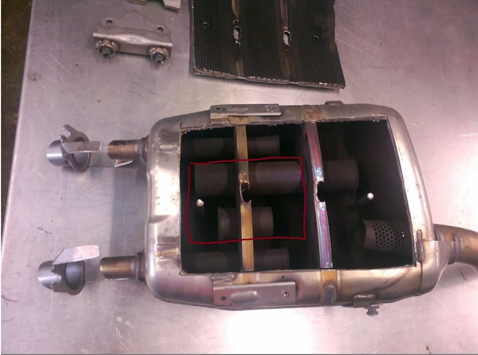 Modificação de escape original FZ6 Od34m