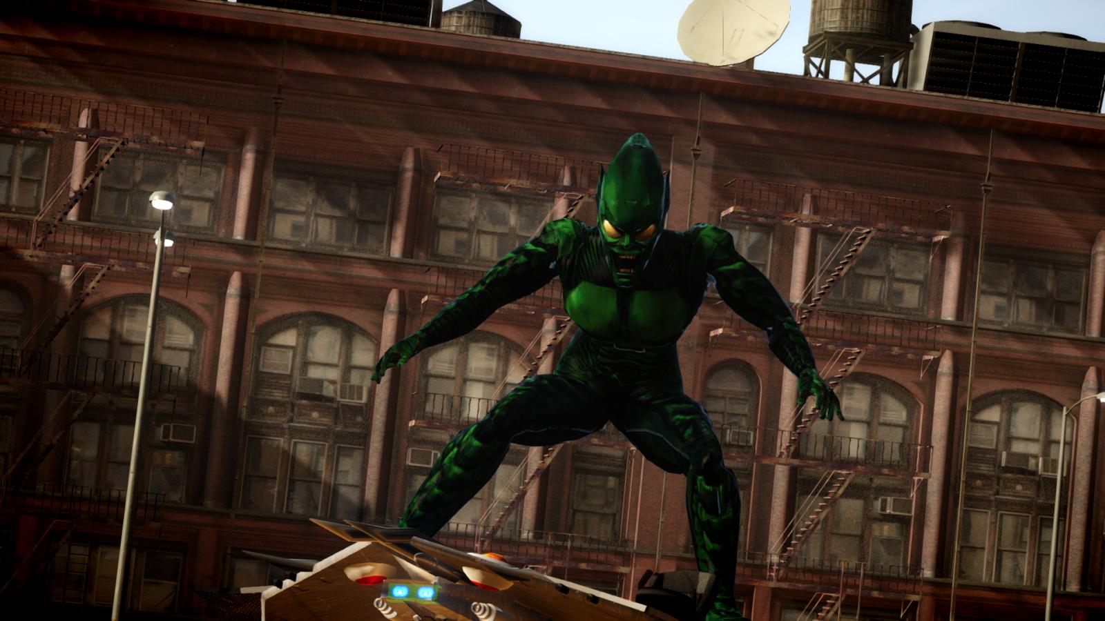 Green Goblin Mod Oky81e