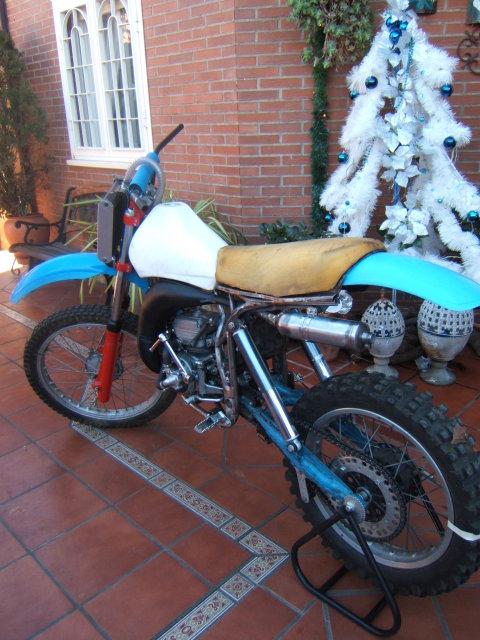 "Bultaco Pursang 125 ""Parabellum"" R1hlvt"
