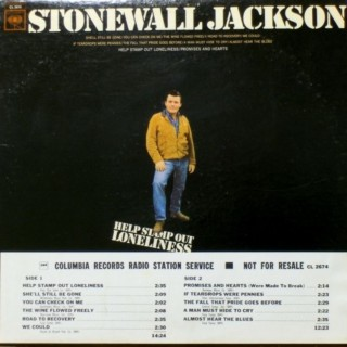 Stonewall Jackson - Discography (50 Albums = 54CD's) Rbb281