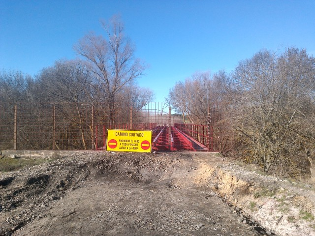 camino natural-via verde del Eresma ,(segovia) Rhr9qb