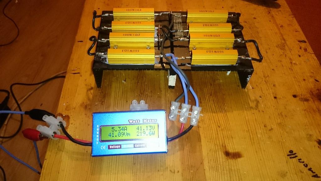 Descargador de baterías. Rjmnsw