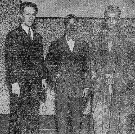New Jiu jitsu club opens 1930 with director Donato Pires dos Reis S1kh7s