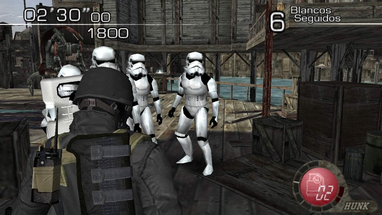 Stormtroopers & Droideka - Star Wars S43lf5