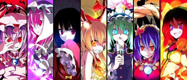 Touhou 14 digitale download via playism Sb3gqo