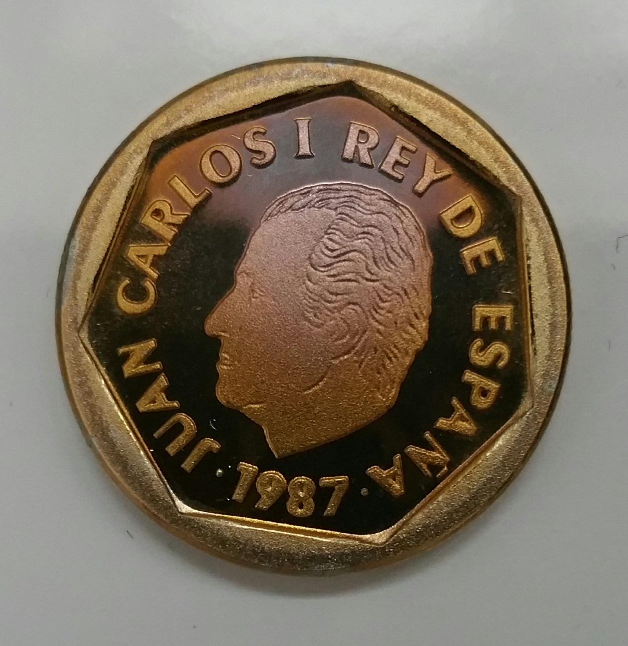 200 pesetas Juan Carlos I 1987 (serie E87) Spw3rn