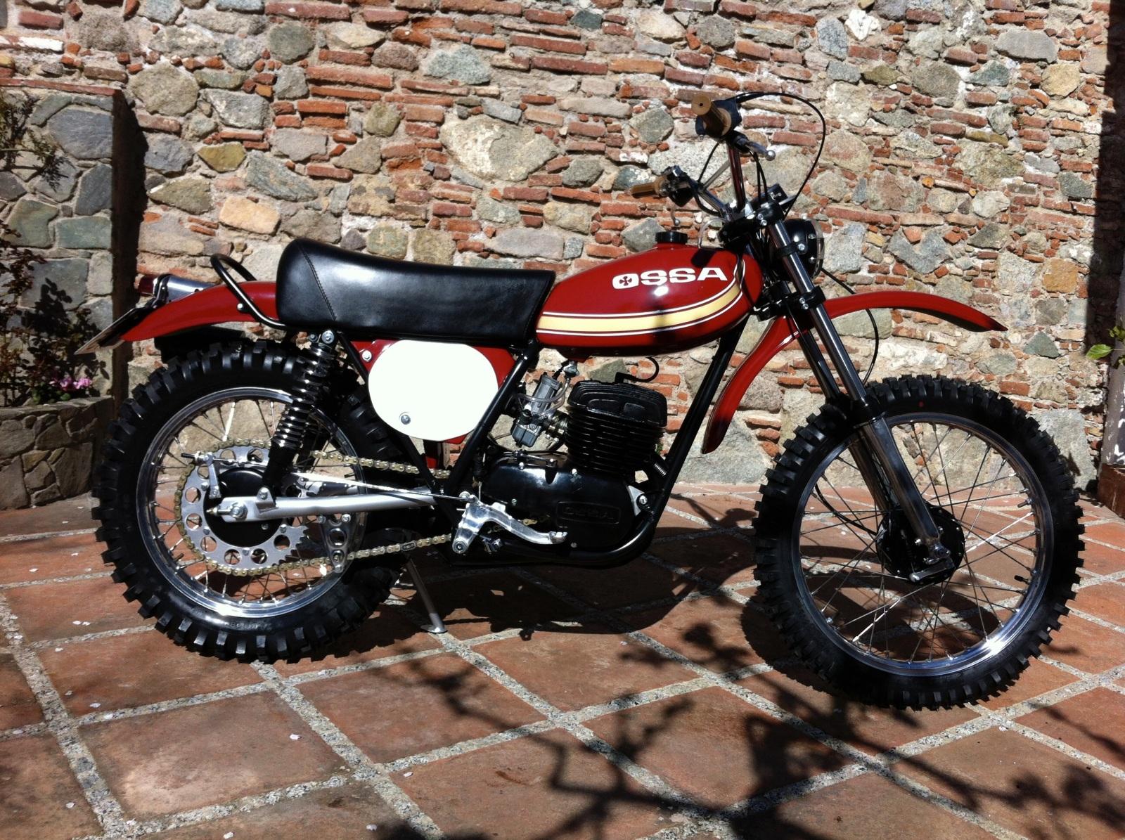 Ossa Desert-Phantom T71yti