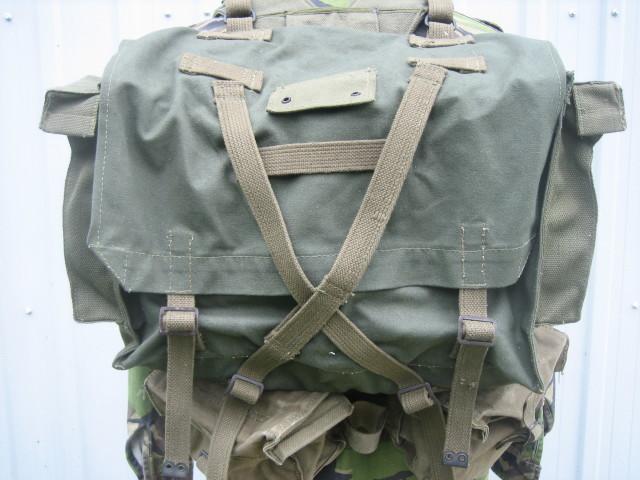 Korps Mariniers Webbing V45wud