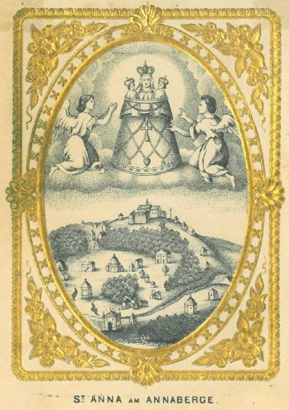 anna -  Santa Anna Triple  / Sagrada Familia V81dy