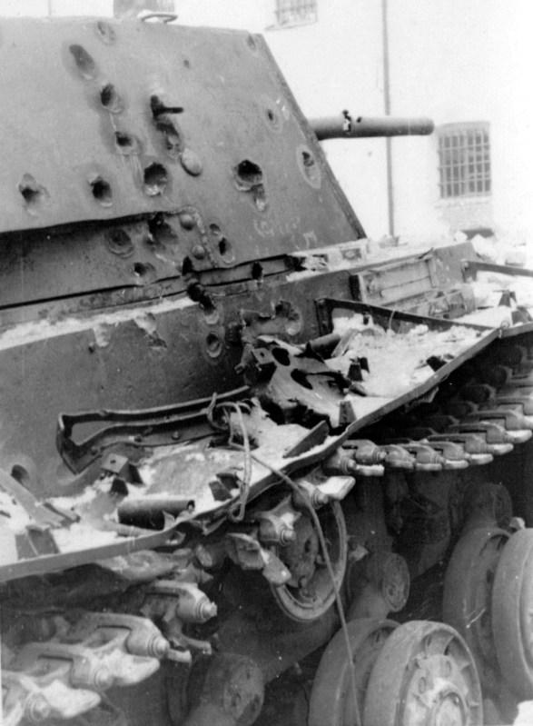 "КВ-1 ""27 ноября 1941 года г. Венев""(Звезда 1/35) W6quqe"