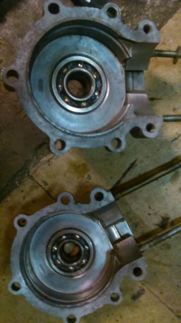 Reparación para restauración en Mobylette AV-88 (Rodamientos, retenes, cilindro...) W80ob6
