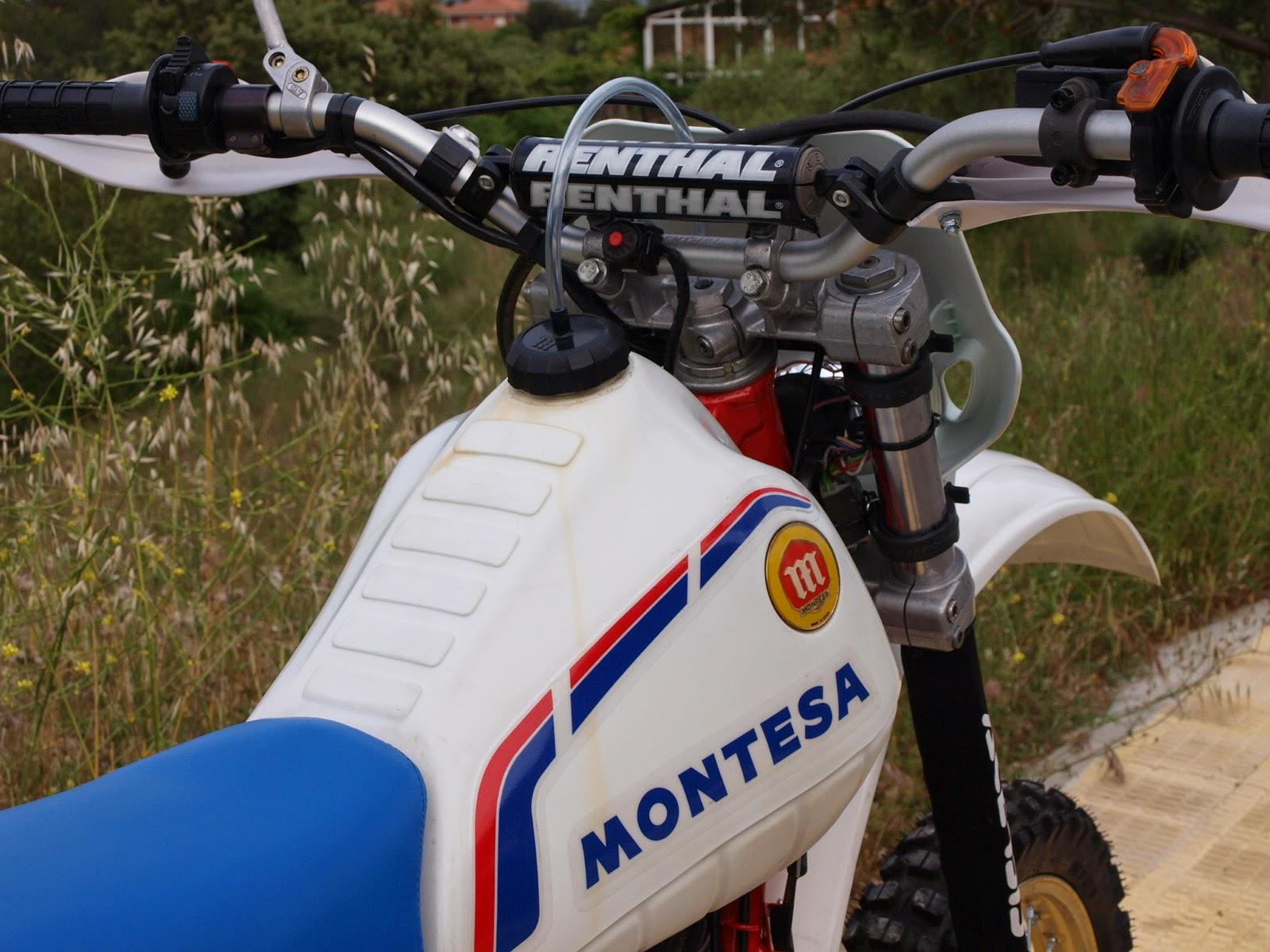 Montesa Enduro 360 H7 Carlos Mas W8rn7p