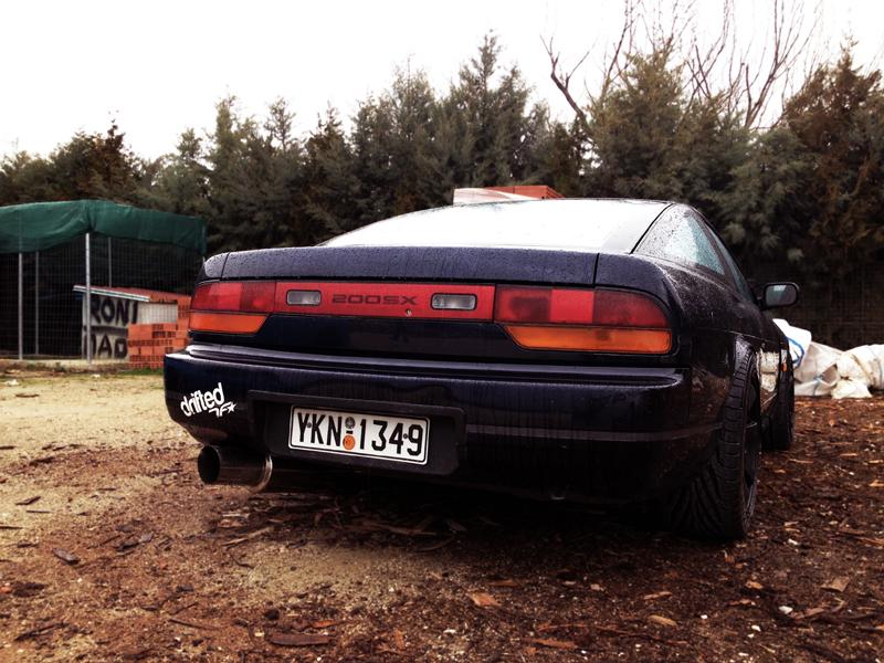alzakar's D Project Silvia S13 // ZFSIL80 X5t4lf