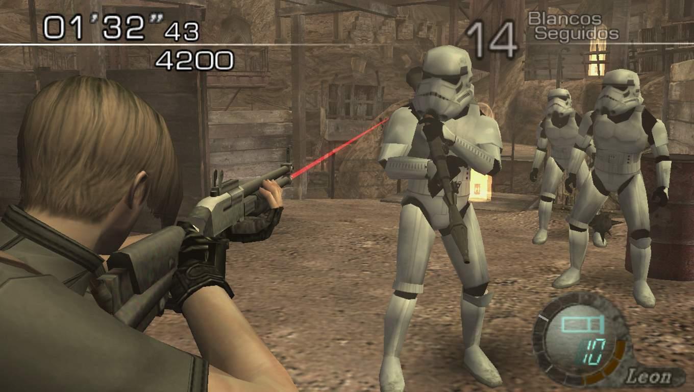 Stormtroopers & Droideka - Star Wars Xop286