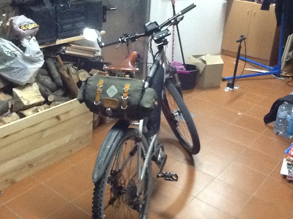 Presenta tu bici eléctrica Zunonm