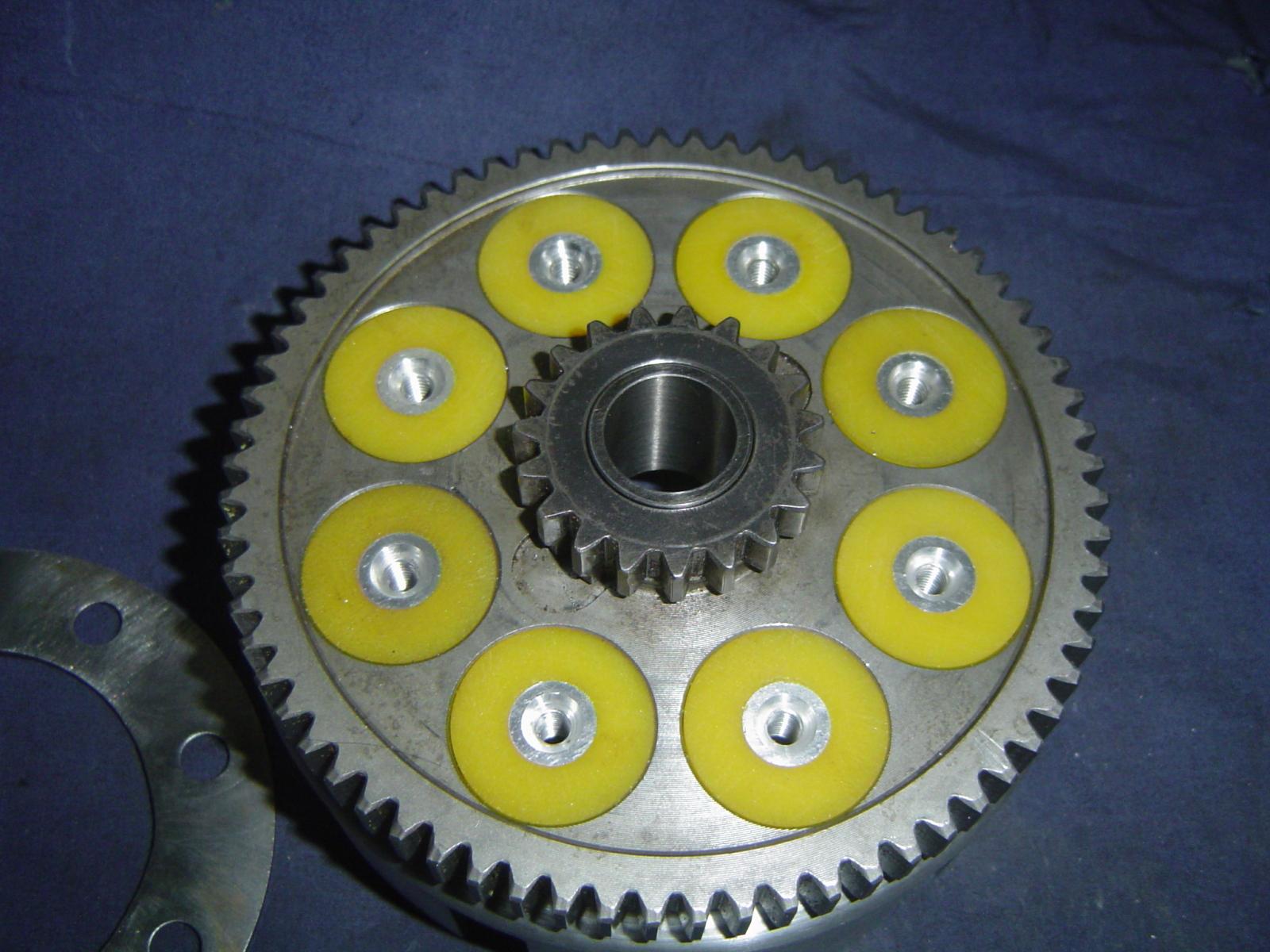 Mejoras en motores Derbi Zxs520