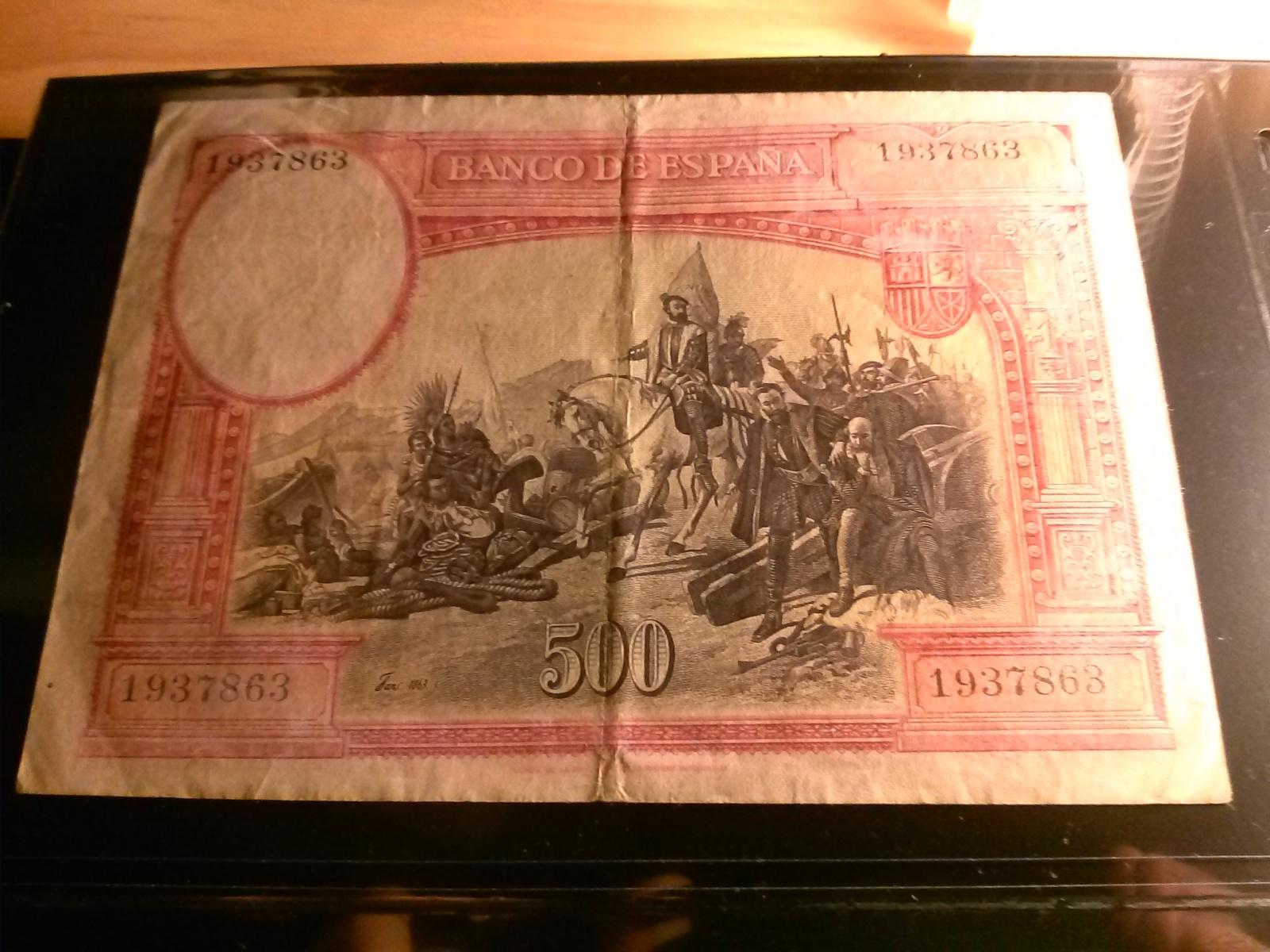 500 Pesetas 1935 - HERNAN CORTES - Página 2 Zxtsw9