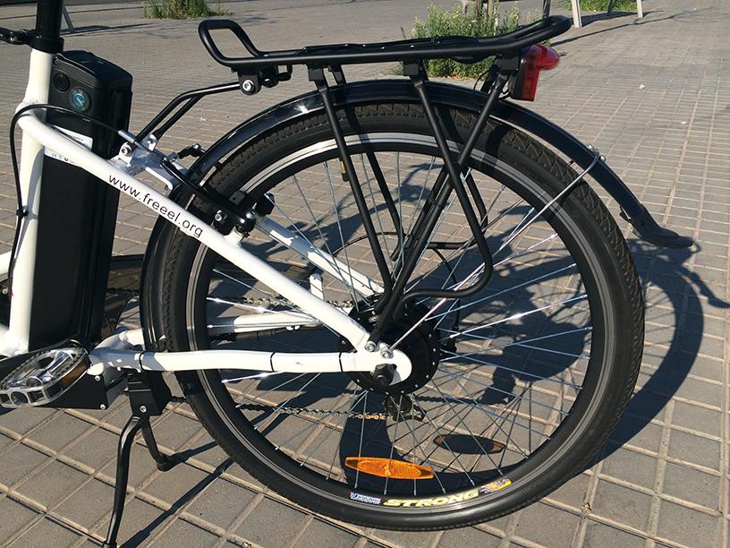 Vendo Bici eléctrica Freeel Ville Zxwlyo