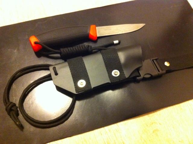 Morakniv Craftsmen knife 840 - Tuning  10ndvnd
