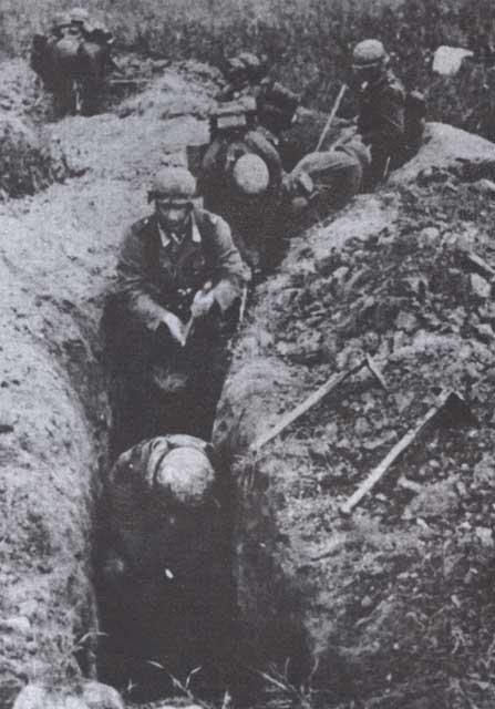 Малая пехотная лопата 116ozkh