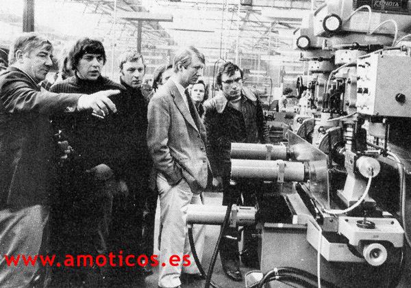 montesa - Las cuatro fábricas de Montesa 116tmhc