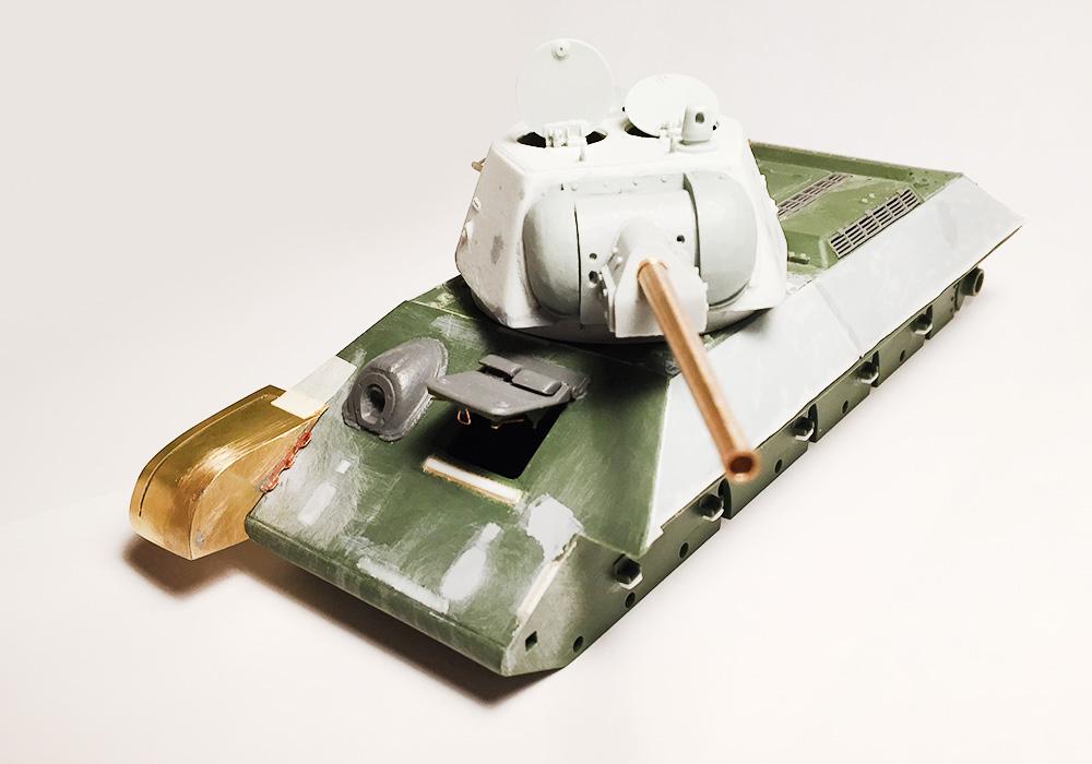 T-34-76 ICM 1/35 11abjpk