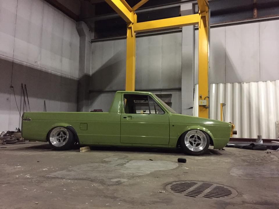 john_gleasy: Rauhakylä Low Lows: VW Caddy 1987 + Allu A6 - Sivu 7 11t7dkg