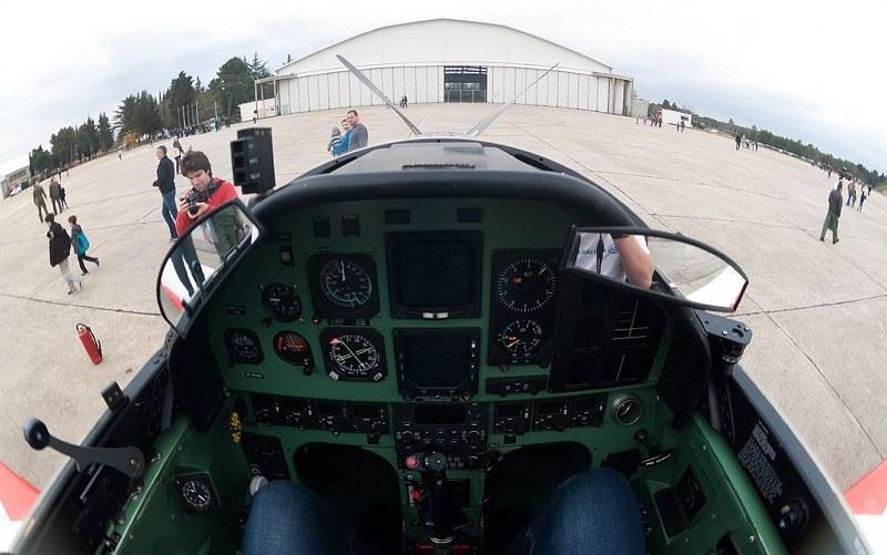 Aerodrom Zemunik Zadar 1232yrk