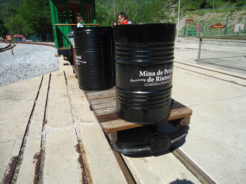 El tren del ciment 142phu