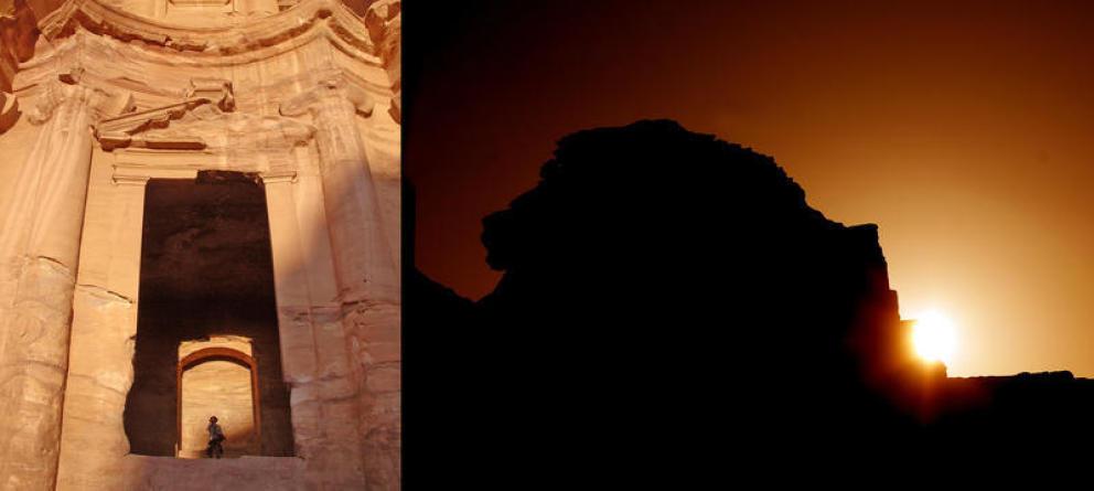Los secretos de los nabateos: así se construyó el monasterio de Petra. 14bqpuh