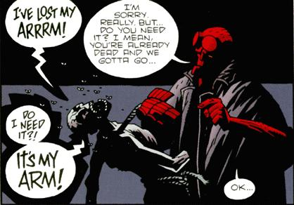Ficha de Hellboy (PNJ de Joker) 14noeja