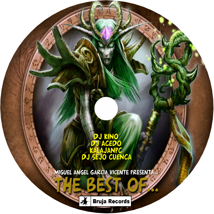 The Best Of Bruja Records (2014) a 320 k 14r3w9