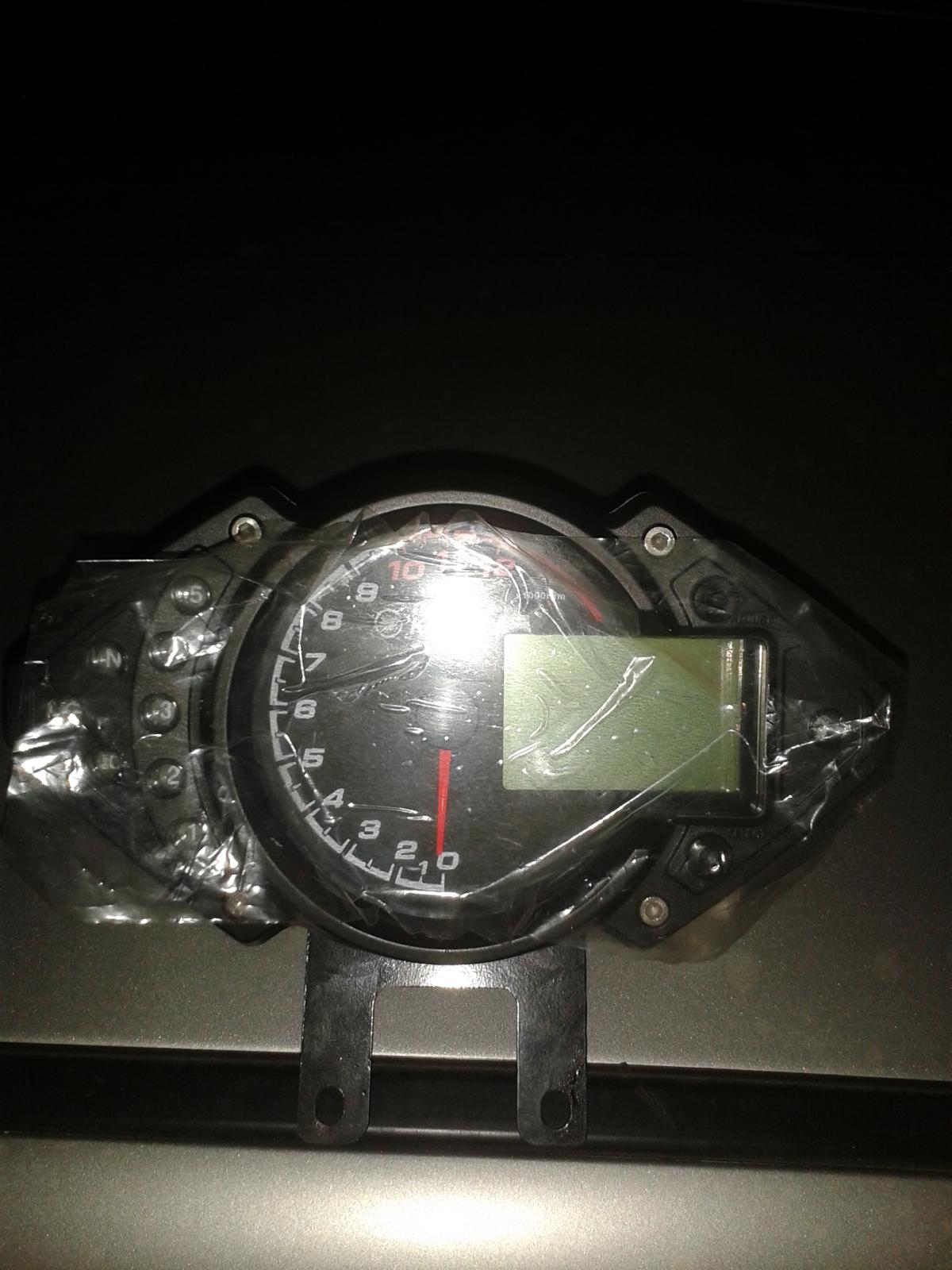 Cambio del  cuenta kilómetro de Arsen /RKS (de guaya a sensor) 14sf91z