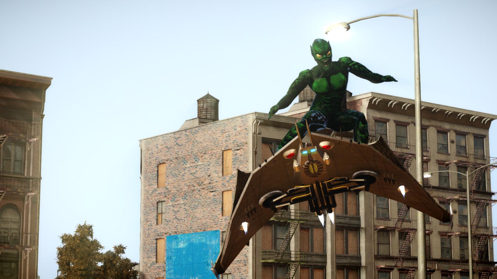 Green Goblin Mod 154ek3s