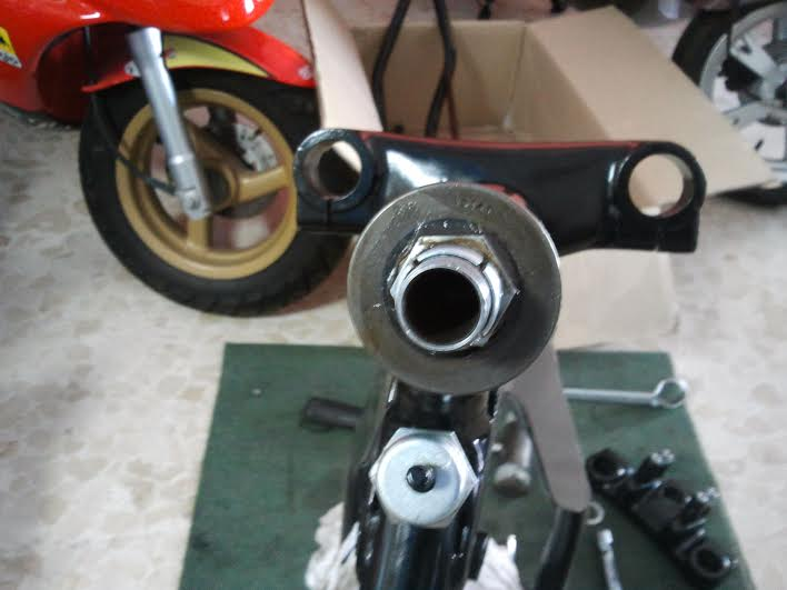 Puch Cobra M-82 TT Agua  y Réplica Coronil - Motos De Tote 15gbf9g