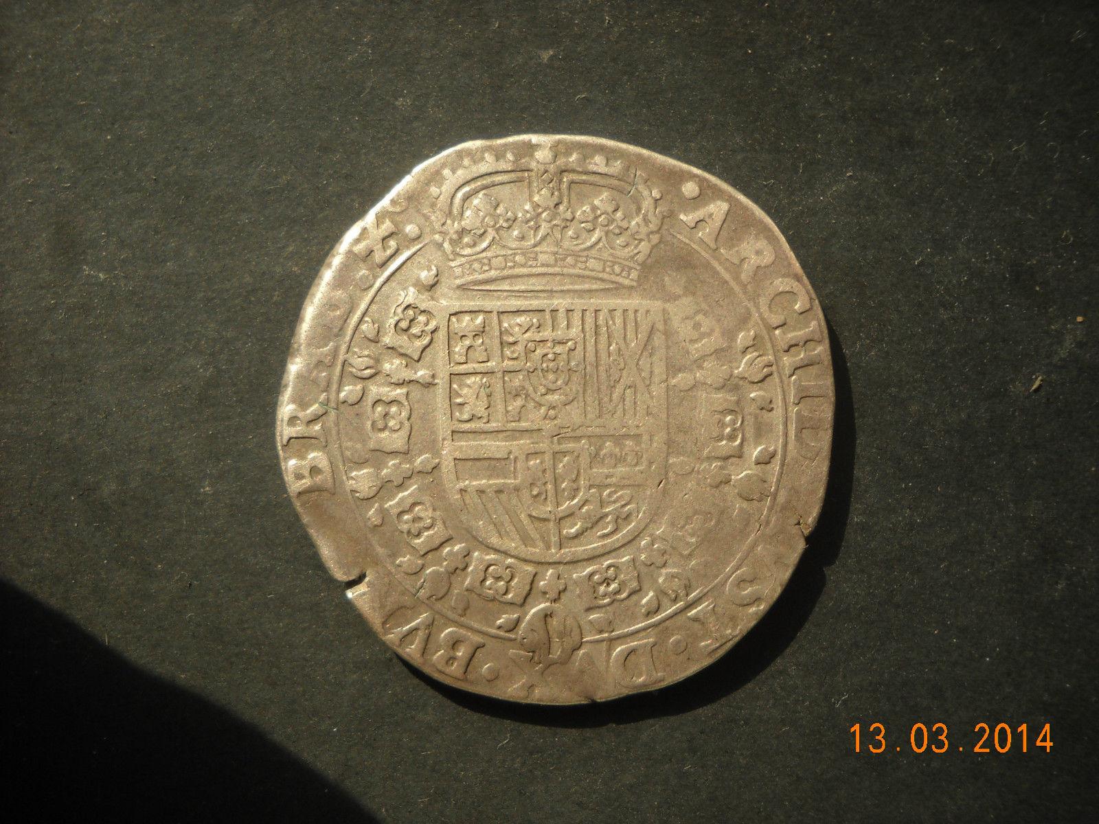 Patagón de 1636, Felipe IV. Ducado de Brabante, ceca de Amberes 15yuiu