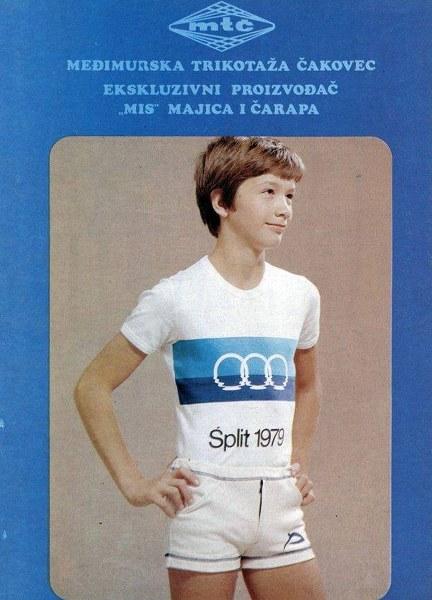 8 Mediteranske Igre Split 1979 16h0lug