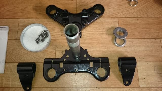 Proceso de restauración de Rieju TT 505 196v54