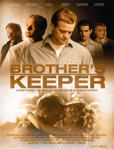 Guardián del Hermano (Brother's Keeper) Película sobre el Perdón.  20474j
