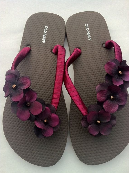 10 ideas para decorar las sandalias 207400i