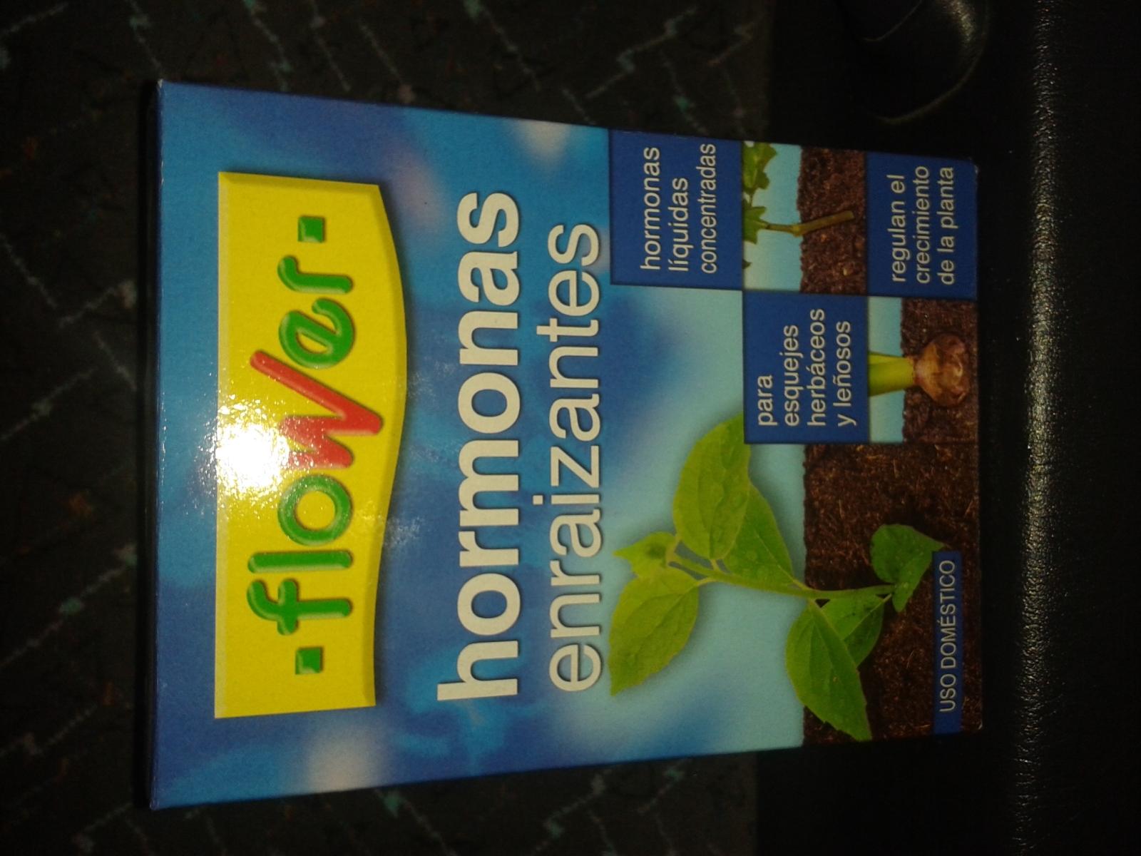 Hormonas de enraizamiento, líquidas o en polvo 20idg0y