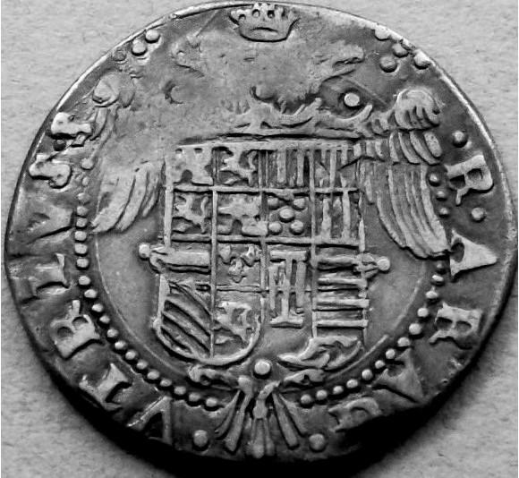 ducado carlos - Medio ducado napolitano de Carlos V, 2131760