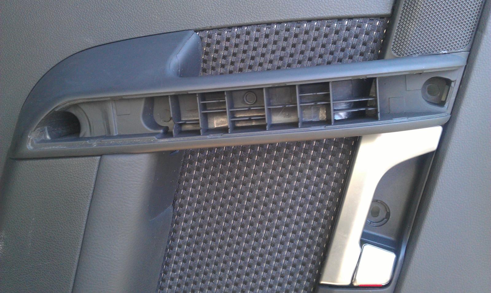 desmontaje panel interior puertas 22e1ae